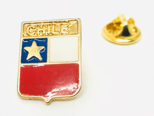pin bandera chile (4162)