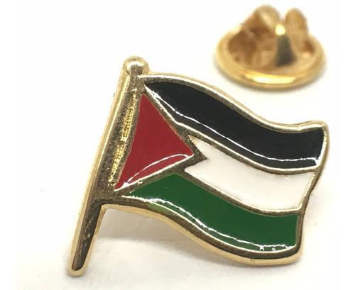 pin bandera palestina