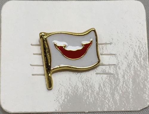 pin bandera rapa nui