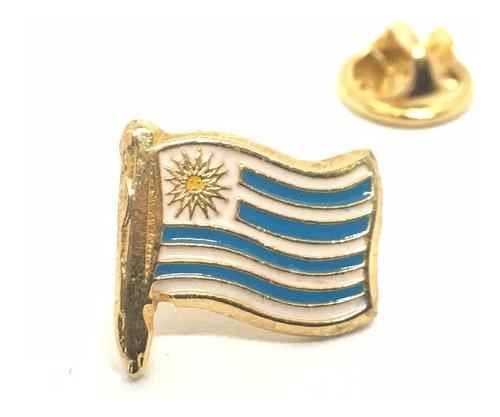 pin bandera uruguay
