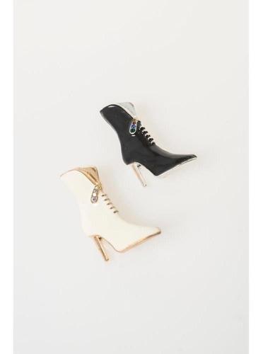 pin boot blanco las pepas