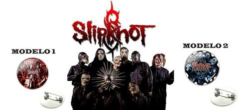 pin - broche - metal - slipknot - importado
