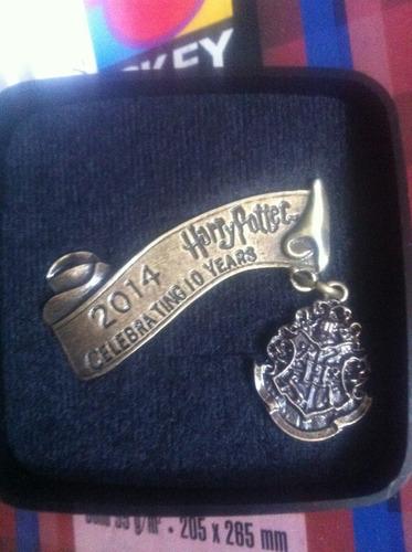 pin celebrando 10 años de harry potter igo mercado envios!!!