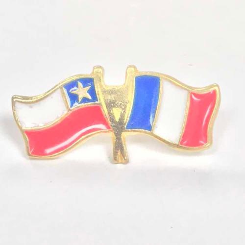 pin chile - francia
