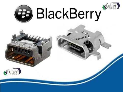 pin de carga blackberry 9360