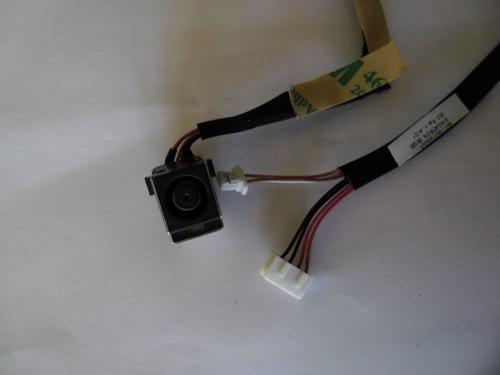 pin de carga con cable hp probook 4410 4410s 4410t tipo l
