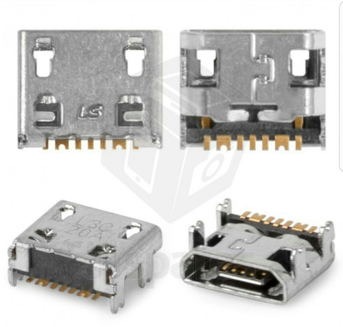 pin de carga conector  samsung g318ml g318
