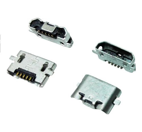 pin de carga ficha micro usb 5 pines de tablet y smarphone