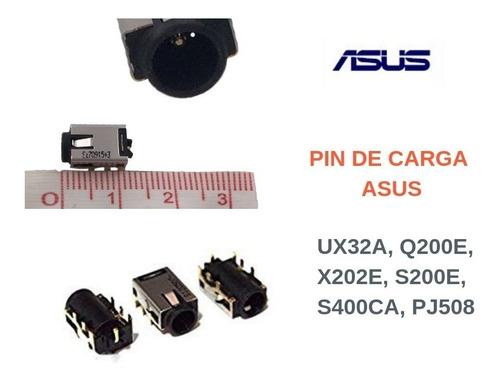 pin de carga power jack laptop hp acer dell toshiba sony asu