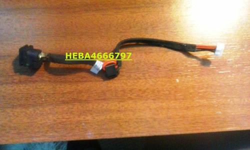 pin de carga toshiba satellite c655 sp4132l regalado