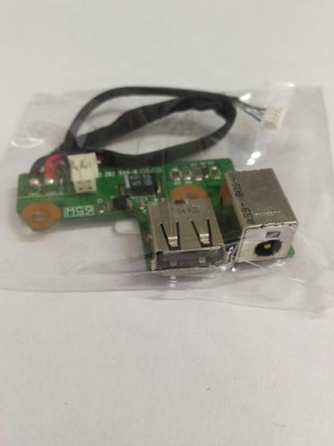 pin de carga y  puerto usb compaq presario f700 (cod023)