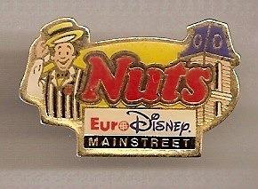 pin disney eurodisney nuts mainstreet