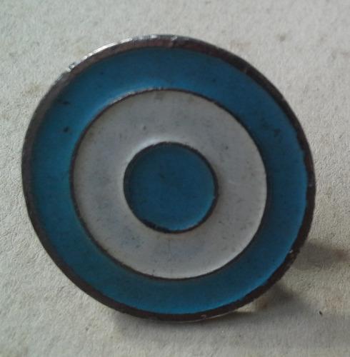 pin escarapela argentina