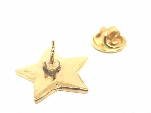 pin estrella partido comunista chile
