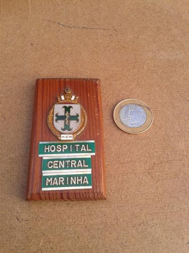 pin hospital central marinha