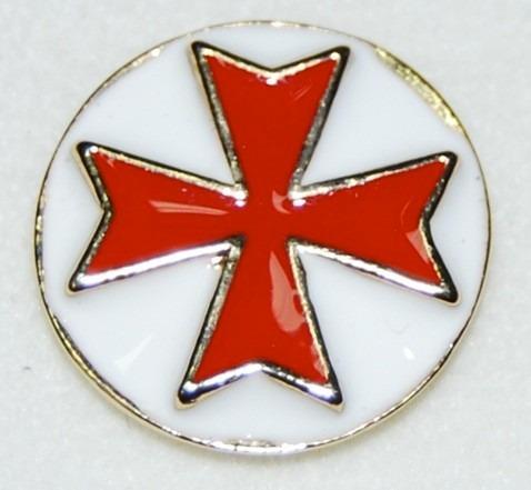 pin insignia templarios medieval nuevos españa