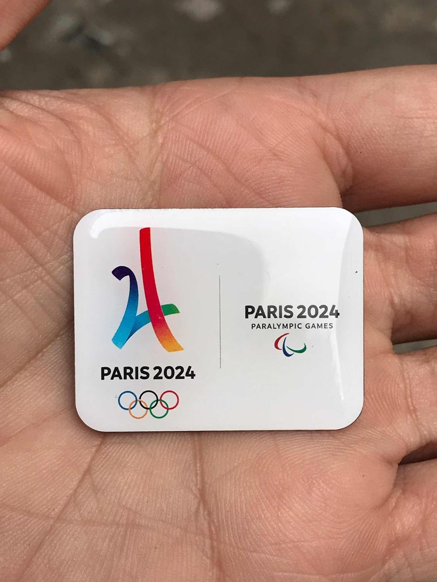 Pin Juegos Olimpicos Paris 2024 499 00 En Mercado Libre