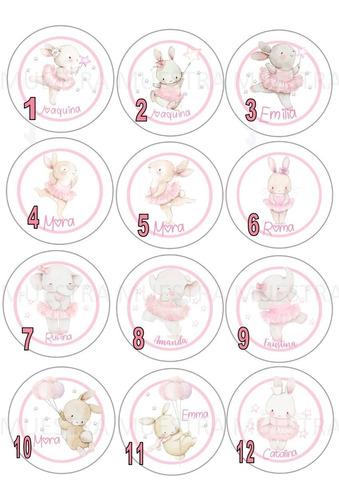 pin  nacimiento-baby shower nena con imán 15 unidades