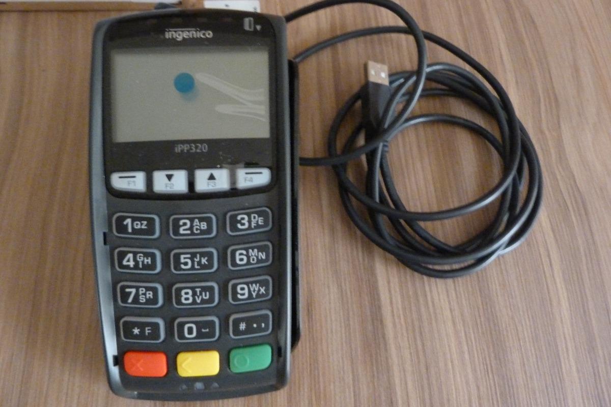 Download driver ingenico ipp320