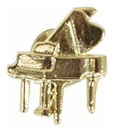 pin piano de cola ftp015 color dorado medida largo: 2cm.