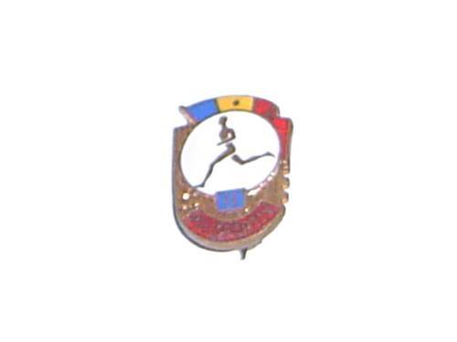 pin polisportiv - anos 50 ou 60