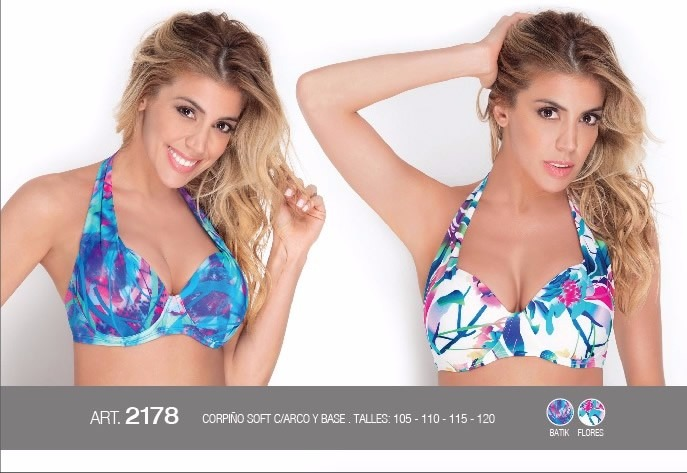 0d8b818b5f89 Pin Up Bikini Pin Up Talles Grandes Hasta 120 En Stock