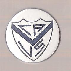 pin velez sarsfield de argentina