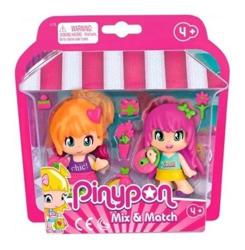 pin y pon muñecas amigas de shopping pinypon mundo manias