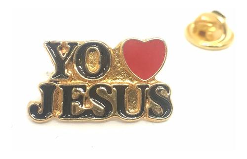 pin yo amo jesus