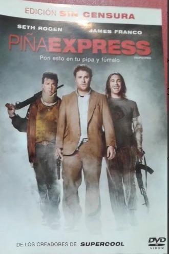 6f7d5fb848 Piña Express - Seth Rogen - James Franco - Dvd - Original!!! - $ 140 ...