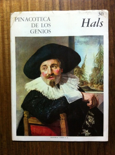 pinacoteca de los genios - frans hals nº 30