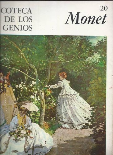 pinacoteca de los genios.monet.