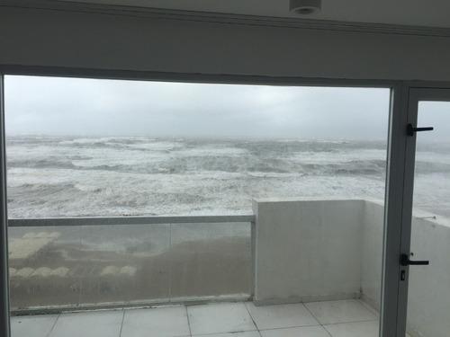 pinamar alquiler 2018 departamentos frente al mar único!!!