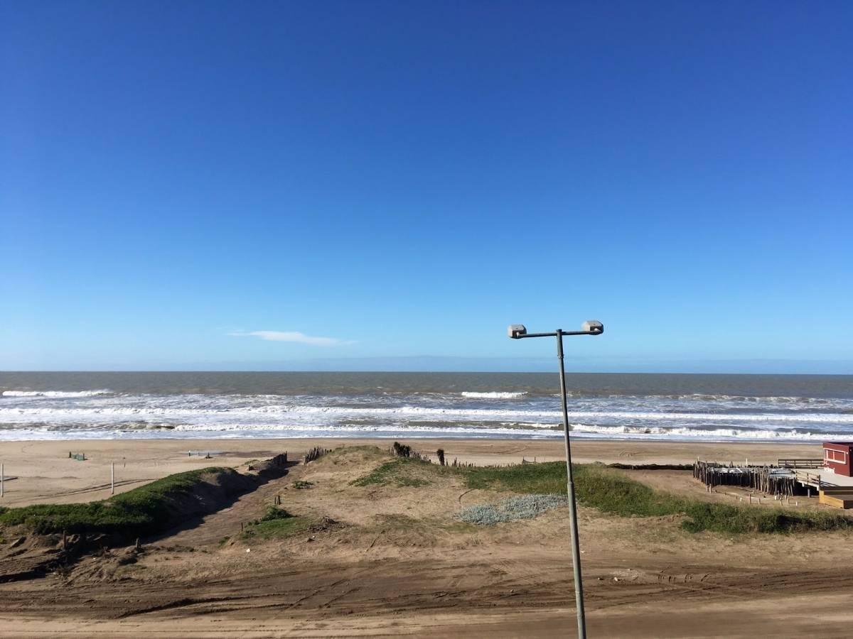 pinamar, departamento frente al mar