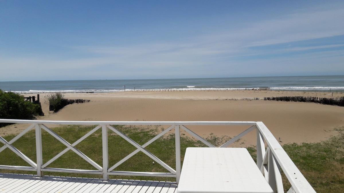 pinamar norte c/ bajada directa a playa 10 pers. ver fechas