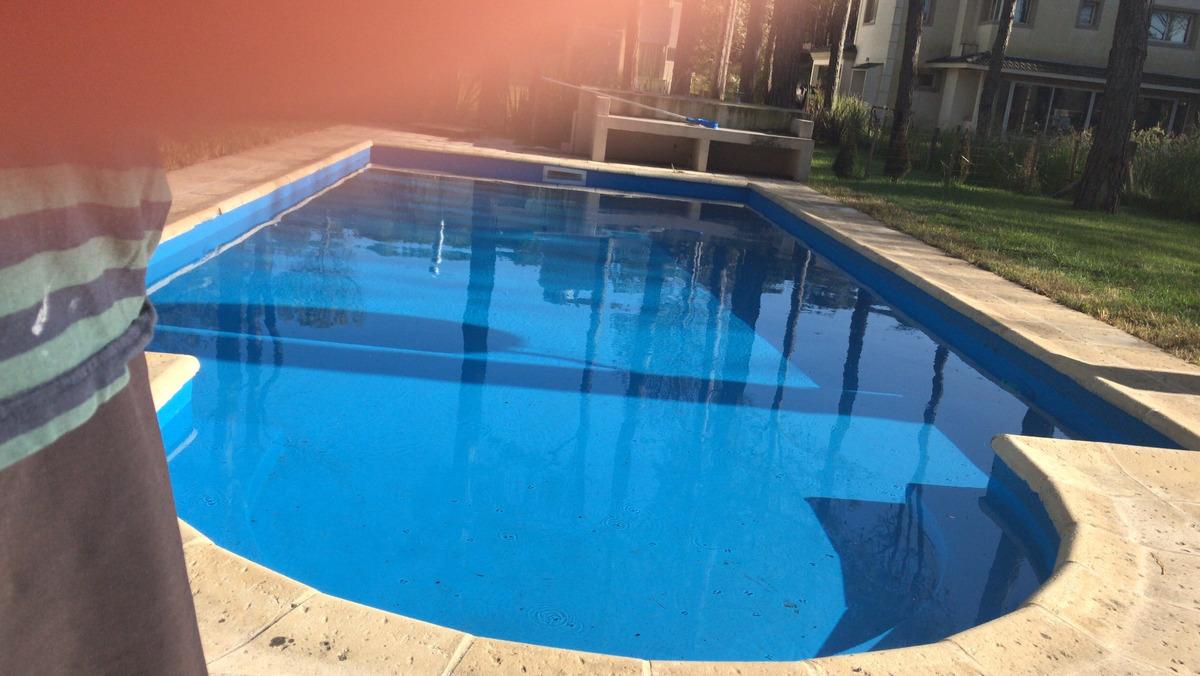 pinamar norte piscina  zona frontera