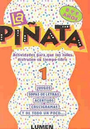piñata 1-los colores (4/5 años) - diana albala