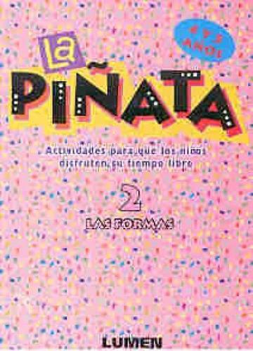 piñata 2-las formas (4/5 años)