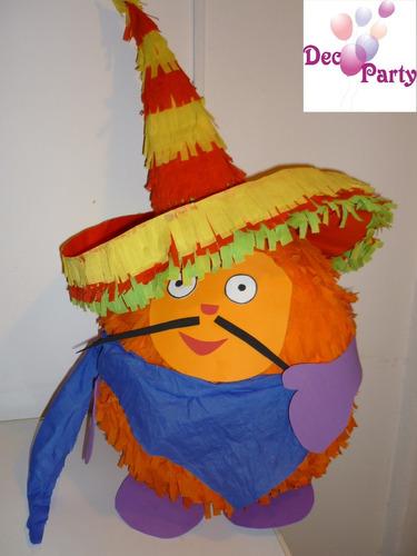 piñata baby tv. henry