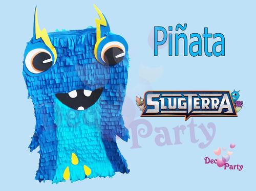 piñata bajoterra