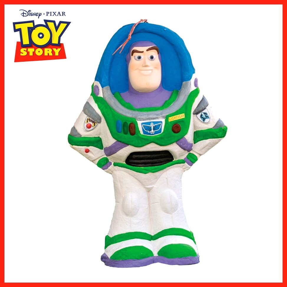 Piñata Boss Light Year Toy Story Disney Oficial. Cargando Zoom.