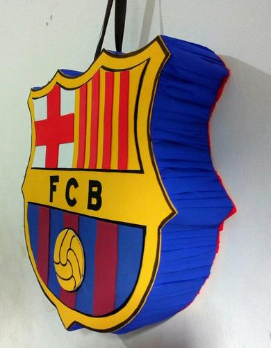 piñata camiseta de futbol