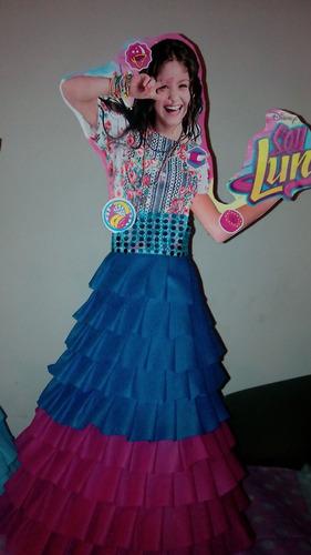 piñata de soy luna