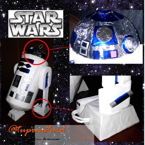 piñata de star war (arturito) en rd