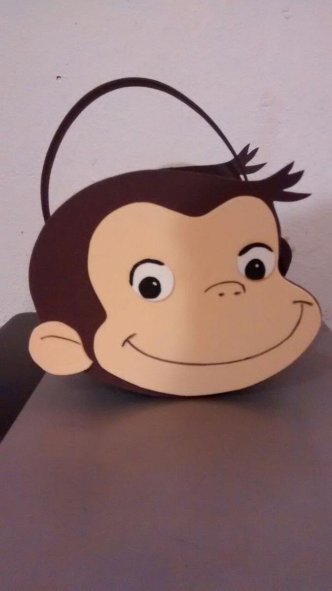 Piñata Del Mono Jorge El Curioso - $ 280,00 en Mercado Libre