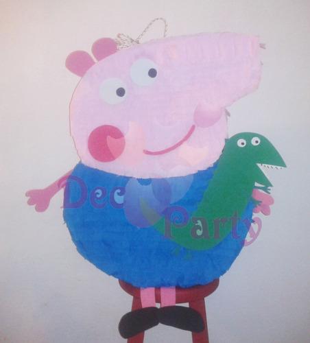 piñata george. peppa pig