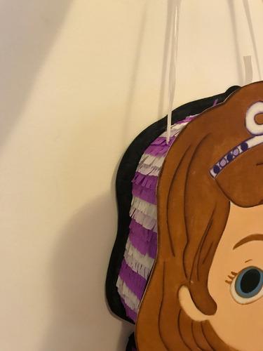 piñata infantil princesita sofia