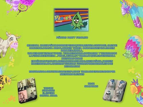 piñata lalaloopsy