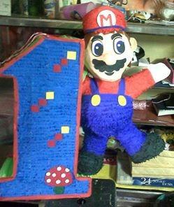 piñata mario bros