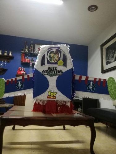 piñata nave buzz lightyear